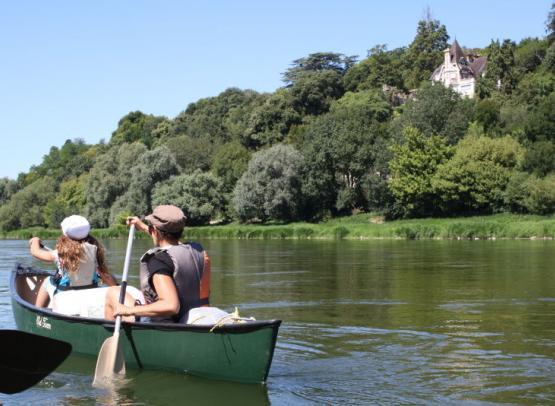 Tours&canoe-Loire