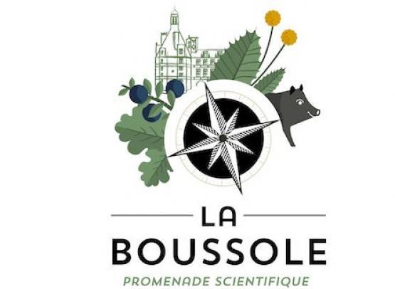 LA BOUSSOLE : PROMENADE SCIENTIFIQUE A CHAMBORD