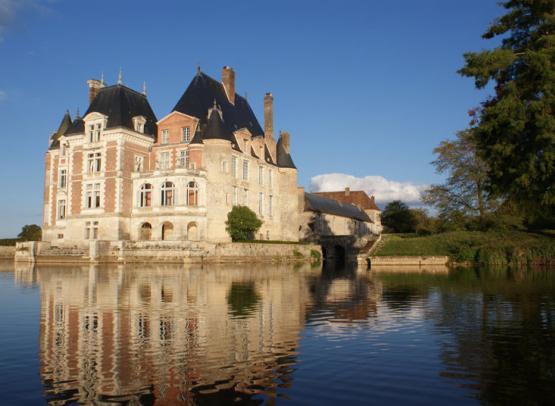 La Bussière - chateau  - 20 septembre 2017 - OT Terres de Loire et Canaux - IRémy