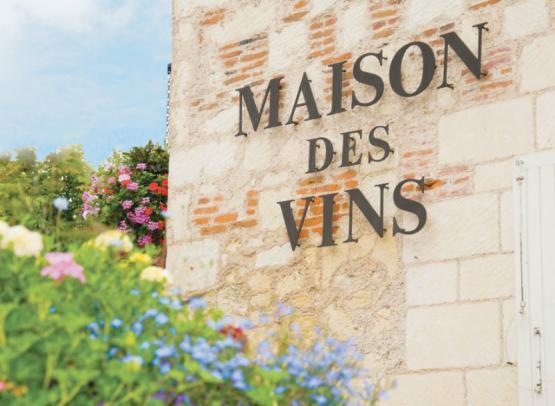 LA MAISON DES VINS DE BOURGUEIL