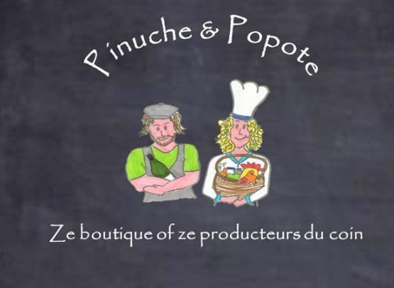 PINUCHE ET POPOTE - ZE BOUTIQUE OF ZE PRODUCTEURS DU COIN