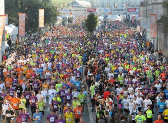 Marathon Touraine Loire Valley