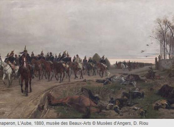 1870 UNE GUERRE OUBLIEE? MEMOIRE DES ARTS EN ANJOU