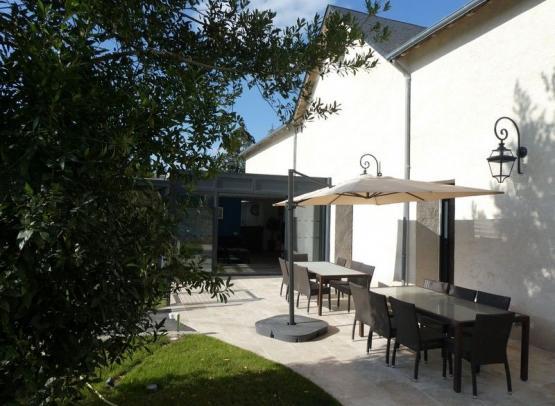 1-Gîte Cèdre et Charme - Terrasse 3