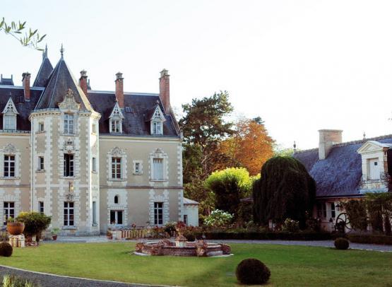 LE CHATEAU DE FONTENAY - LA CLOSERIE