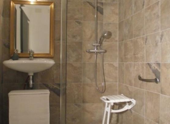 Cheverny, salle de bain