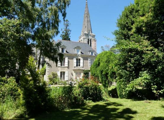 CHAMBRES D'HOTES LOGIS SAINT AUBIN- EPIRE