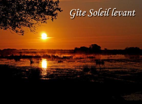 GITE SOLEIL LEVANT
