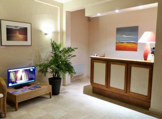 Hôtel_Val_de_Loire_réception