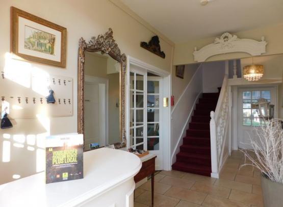 Accueil Hotel Villamarjane Orleans
