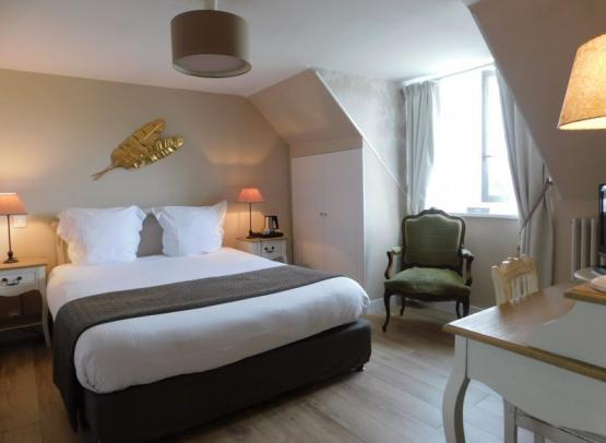 Chambre superieure HotelVilla Marjane