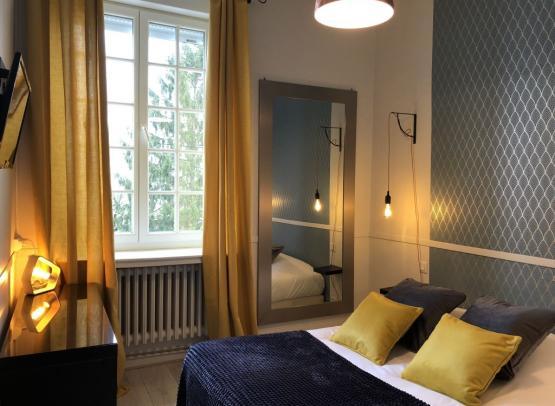 HOTEL-RESTAURANT L'AUBERGE DE L'OMBREE