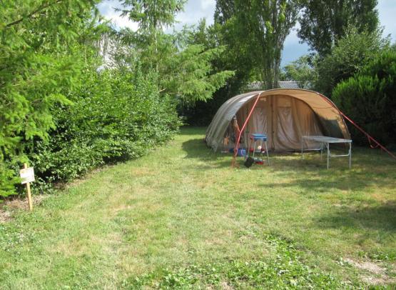 Camping nature Ferme de Prunay calme au coeur chateaux de la Loire