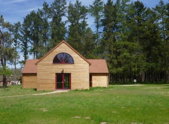 bâtiment activités Moulin de Crouy