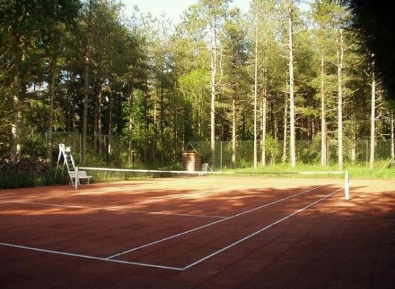 court tennis du Moulin de Crouy