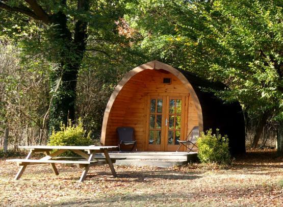 Camping le Jardin de Sully _ Pod