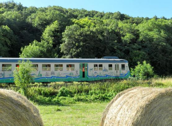 TRAIN TOURISTIQUE DE LA VALLEE DU LOIR