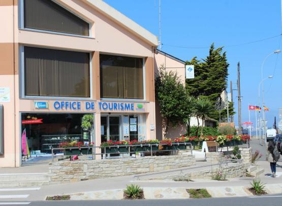 OFFICE DE TOURISME INTERCOMMUNAL DE SAINT-BREVIN - BUREAU DES PINS