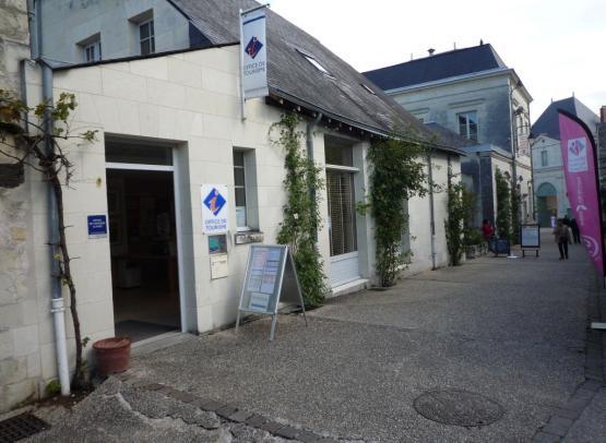 SAUMUR VAL DE LOIRE TOURISME - FONTEVRAUD-L'ABBAYE