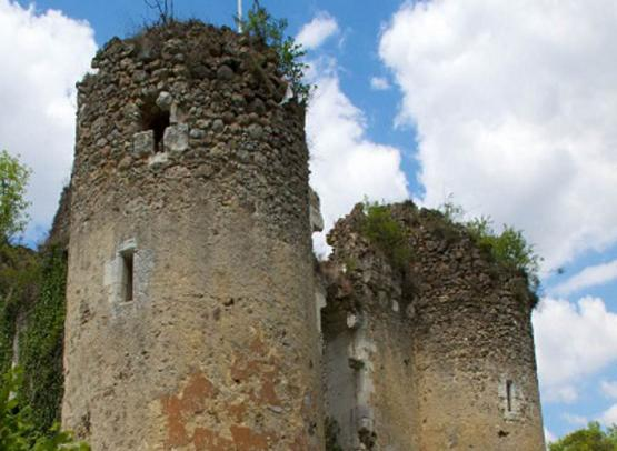 Castillo de Vaujours