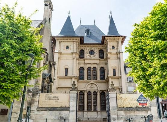 HOTEL CABU MUSEE D'HISTOIRE ET D'ARCHEOLOGIE