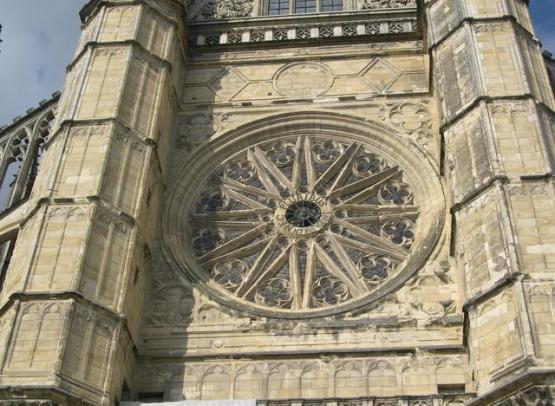 cathedrale sainte croix transept