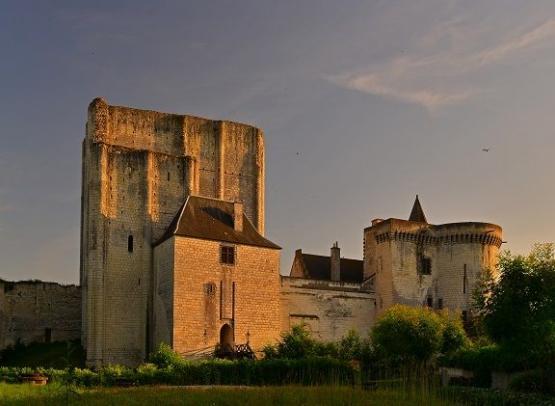 Donjon-visite de loches - loches - Valdeloire