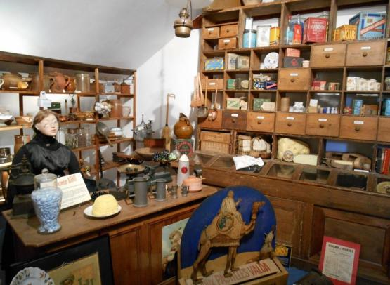MUSEE DE LA FEVE, DES CRECHES ET TRADITIONS POPULAIRES