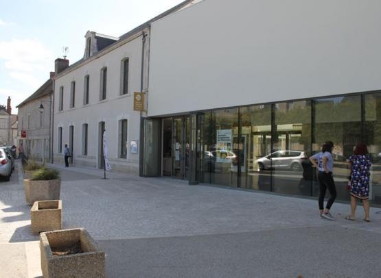 OFFICE DE TOURISME DU VAL DE SULLY - BUREAU DE SAINT-BENOIT-SUR-LOIRE