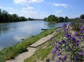 Quais de Loire à Chouzé sur loire