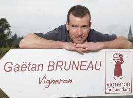 La chevallerie Gaetan Bruneau