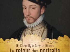 Exposition_le_retour_des_Portraits_Renaissance_Azay-le-Rideau