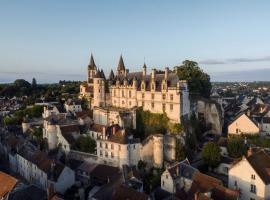 Logis royal Gillard-Vincent Loches Val de Loire