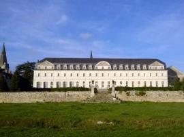 Pontlevoy abbaye-chasse au tresor-PAH-juin 2021
