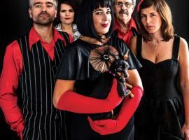 spectacle 9 Amapola Quartet_Sylvain Gripoix