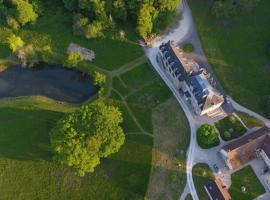tourisme-sologne-hébergmt collectif-villeherviers-le glandier2