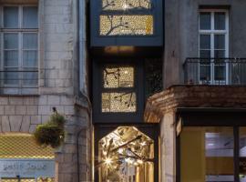 Myrtille Drouet, Micr'Home, rue du Puits d'argent, Nantes - Voyage à Nantes 2017 © Philippe Piron _ LVAN