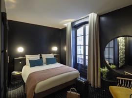 Hotel Nantes Centre Passage Pomm
