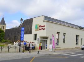 OT Montsoreau - MG