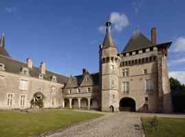 CMN_phbw08_3788_Château de Talcy_© Philippe Berthé  Centre des monuments nationaux