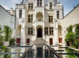 Hôtel Gouïn Tours