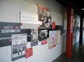 MUSEE DEPARTEMENTAL DE LA RESISTANCE ET DE LA DEPORTATION