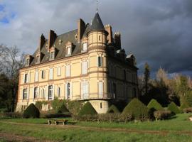 Château du Bignon Mirabeau©Château du Bignon Mirabeau