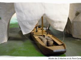 MUSEE DES DEUX MARINES ET DU PONT-CANAL