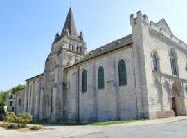 Eglise Notre-Dame-de-Cunault © Karine Le Meitour-SPL SVLT