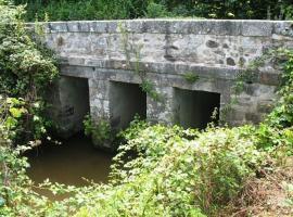 Vigneux Pont de la rivière