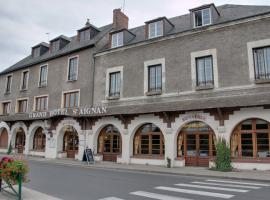 Grand-Hotel St Aignan-Facade©Grand-Hotel