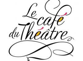 la café du théâtre logo
