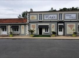 restaurant o calyco-la-haye-fouassiere-44