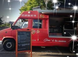 Camion Comalamaison Foodtruck